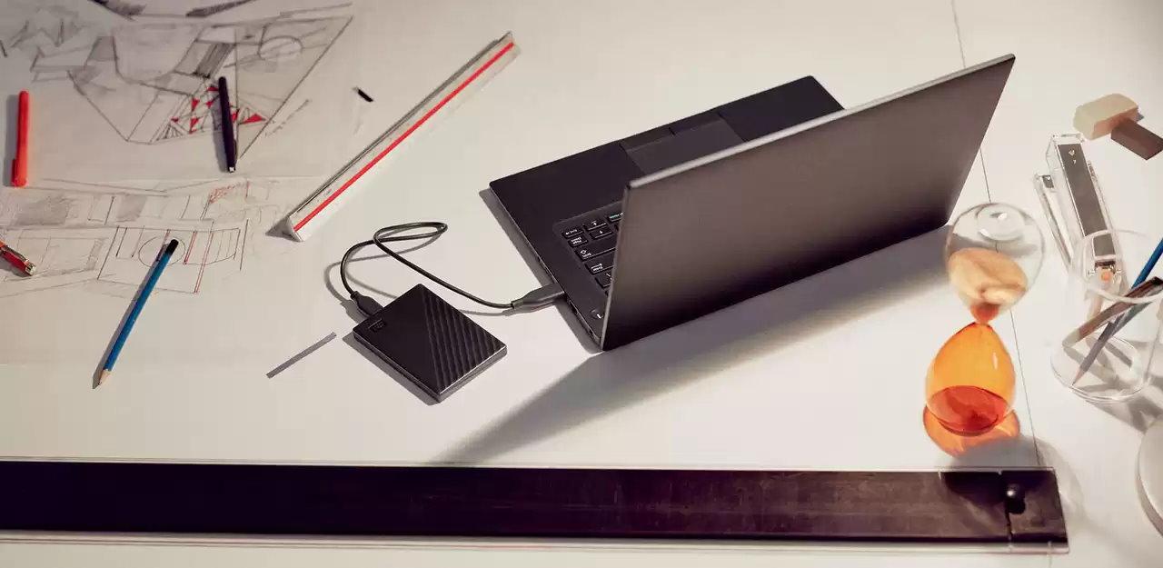 Western Digital Works With Chromebook