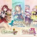 Atelier Mysterious Trilogy Deluxe Pack Immagini