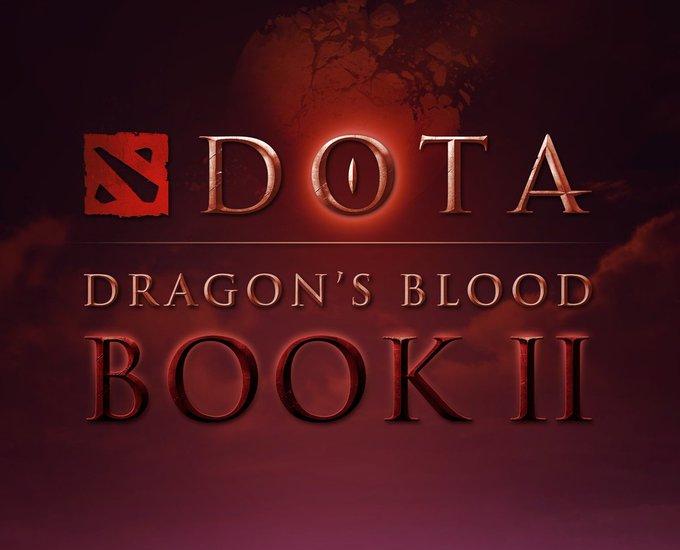 dragon's blood seconda stagione