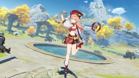 Genshin Impact: ecco la character demo di Yanfei