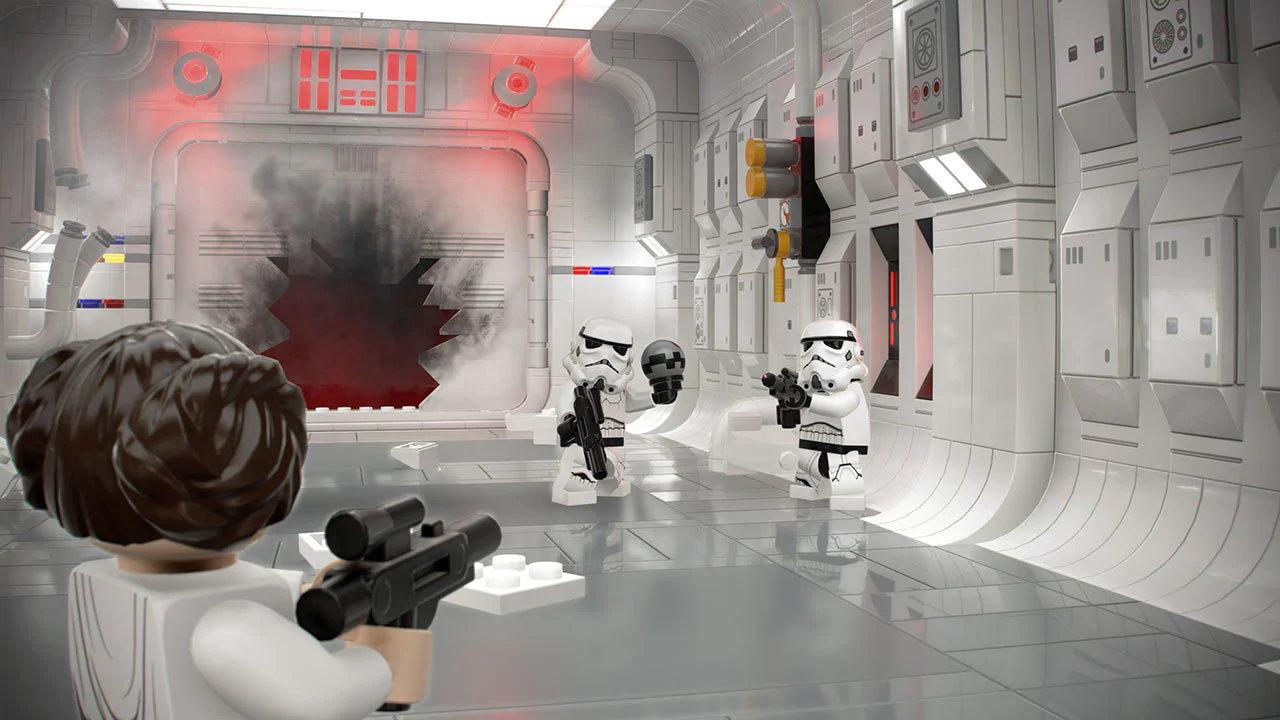 lego star wars la saga degli skywalker rinviato