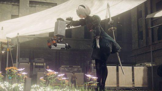 NieR: Automata, la versione Steam riceverà presto una patch