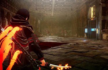 scarlet nexus gameplay