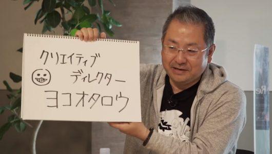 Yoko Taro al lavoro su un nuovo gioco, sarà solo digitale