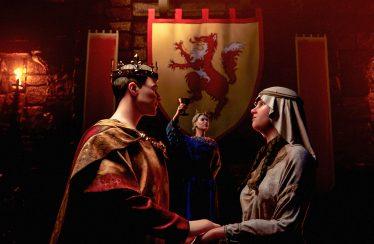 Crusader Kings III Royal Court