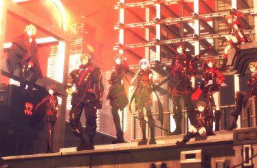 scarlet nexus opening movie
