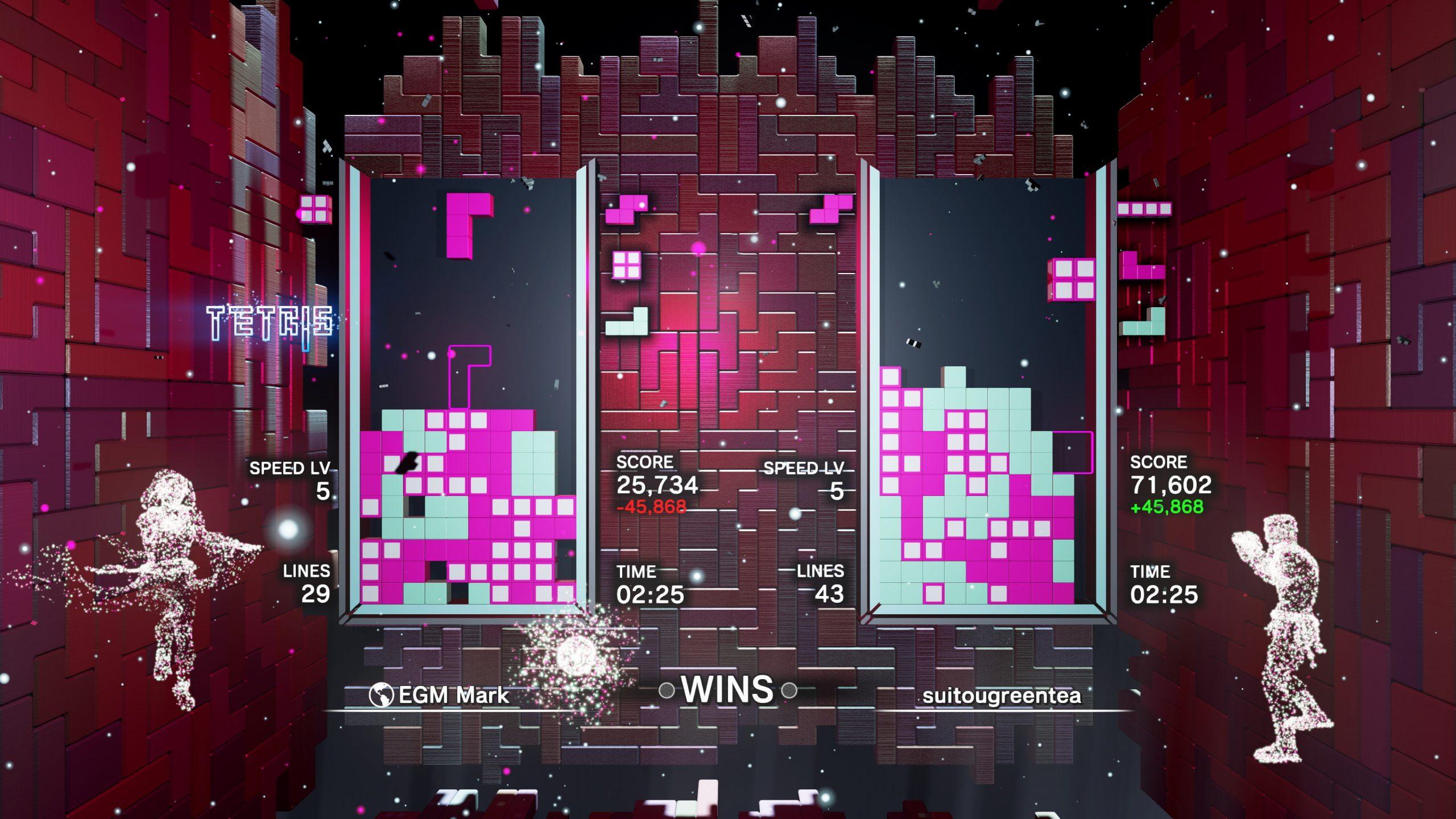 Tetris Effect Connected Steam