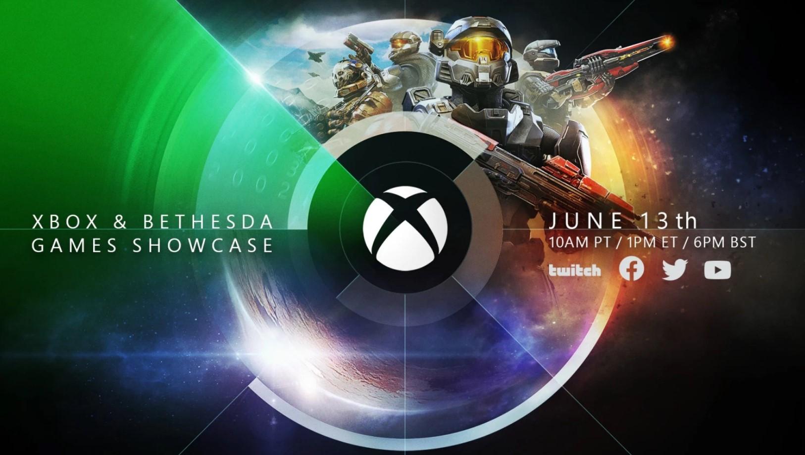 Xbox Bethesda Games Showcase