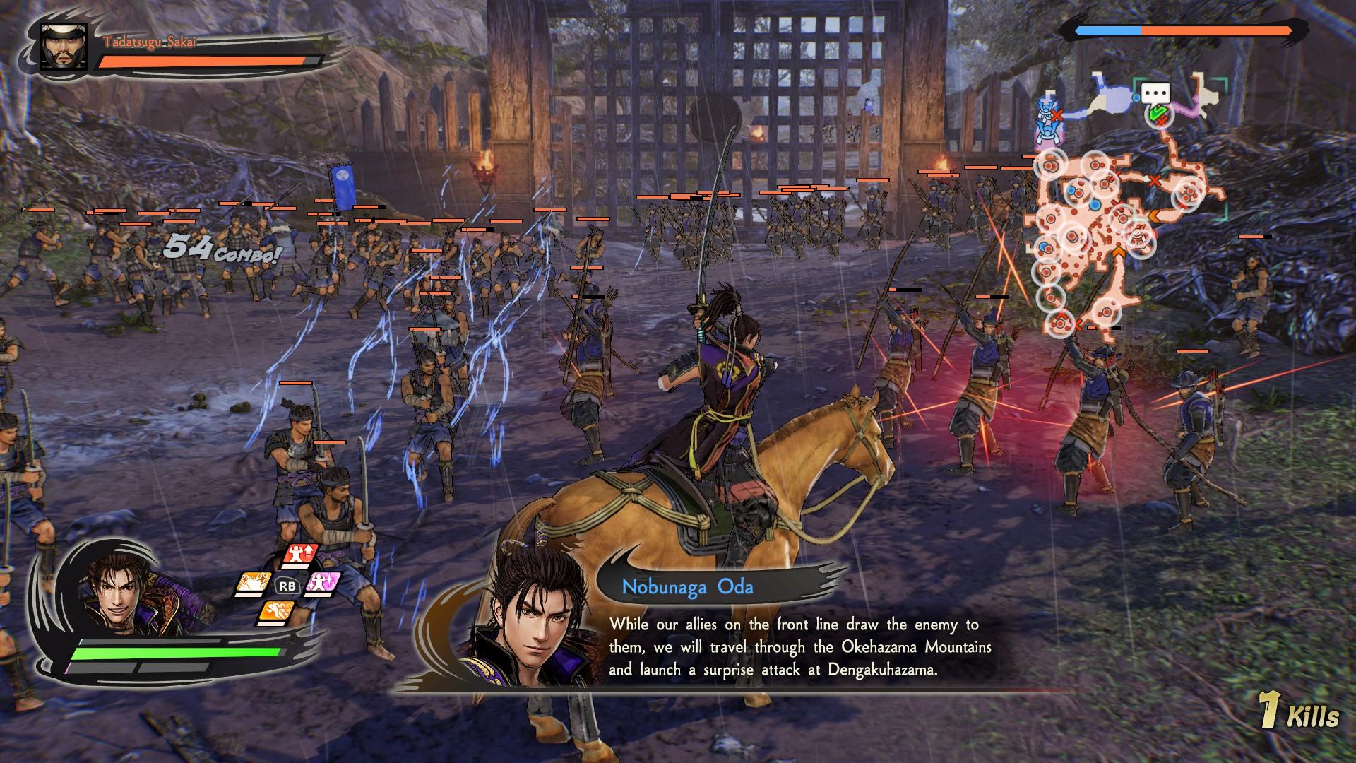 samurai warriors 5 anteprima