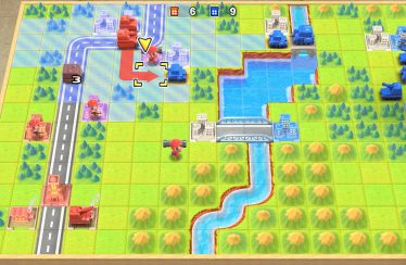 advance wars re-boot camp