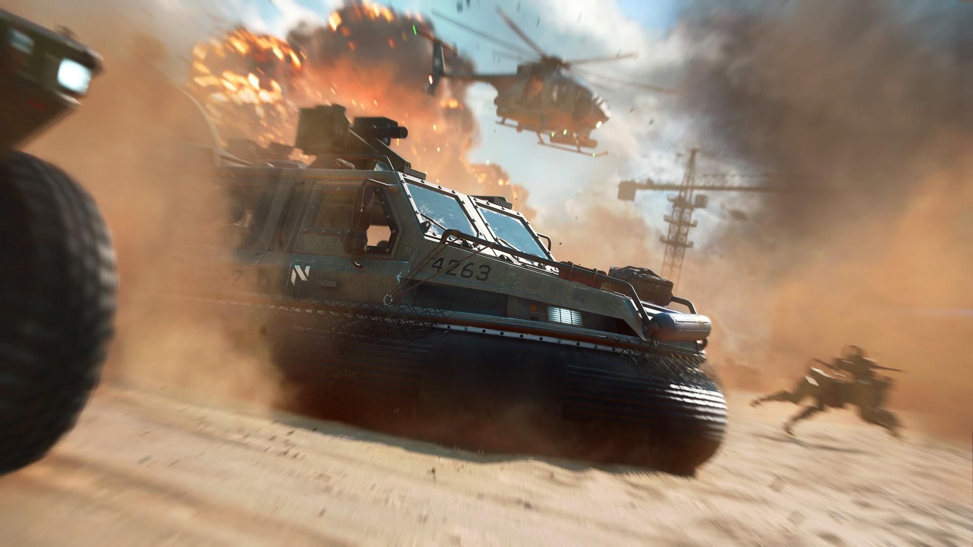 Battlefield 2042 rinviato