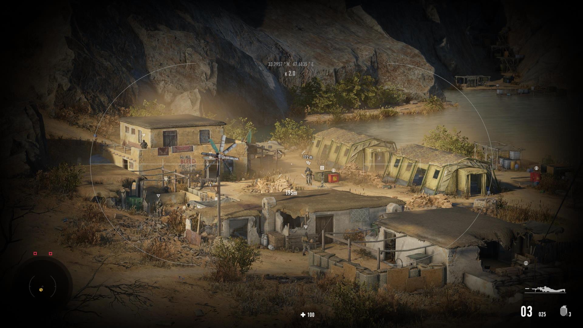 Sniper Ghost Warrior Contracts 2 recensione
