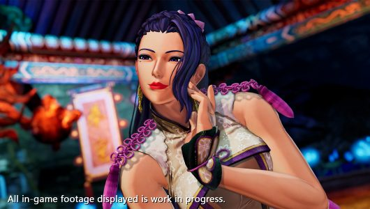 The King of Fighters XV Luong