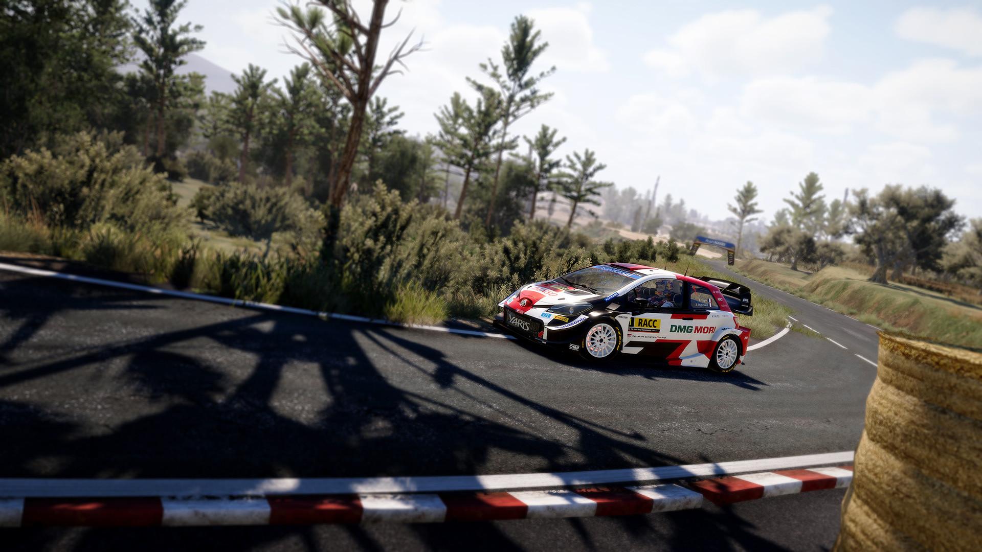 WRC 10 anteprima