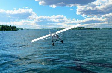 microsoft flight simulator nordics world