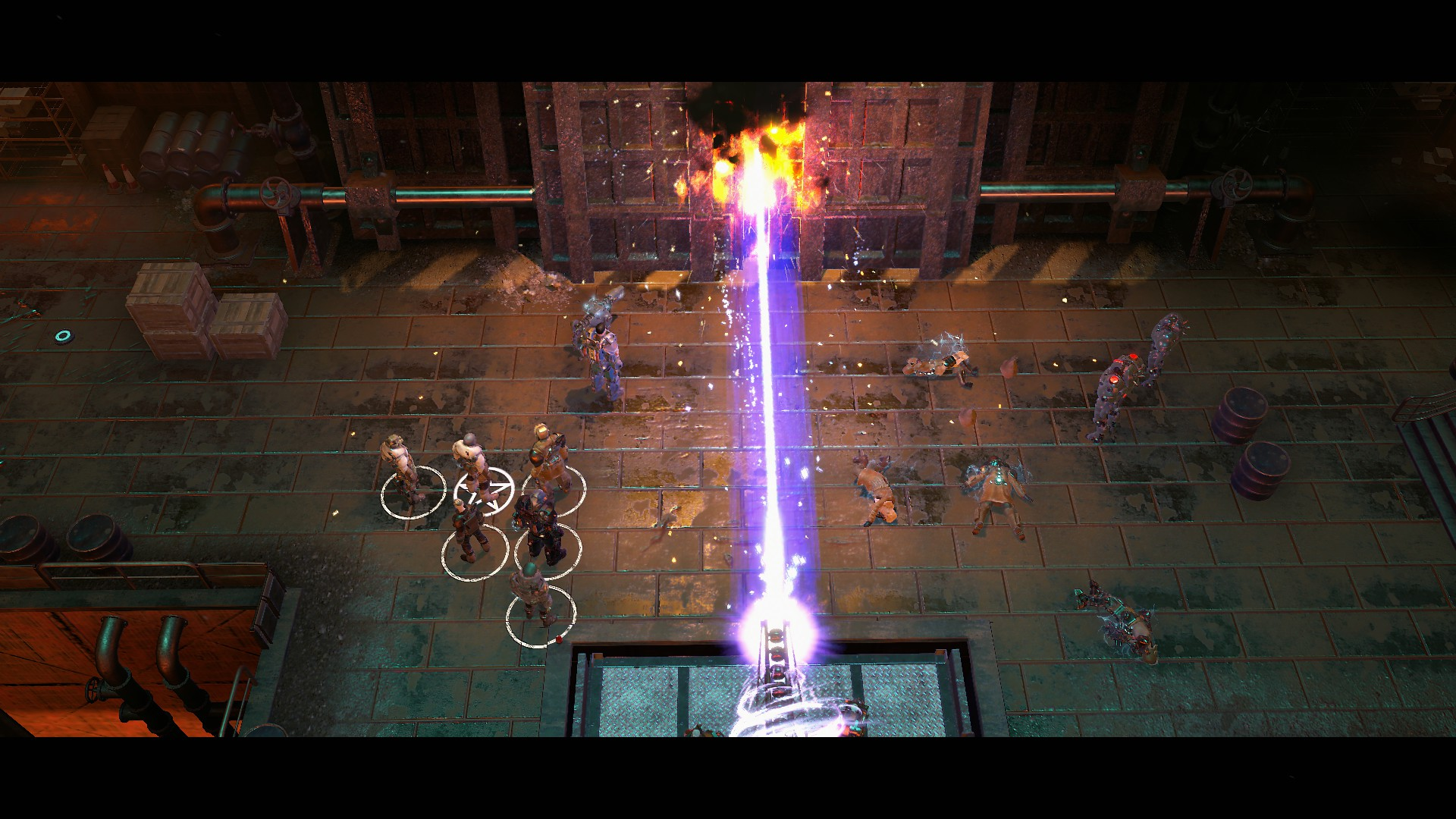 the battle of steeltown recensione