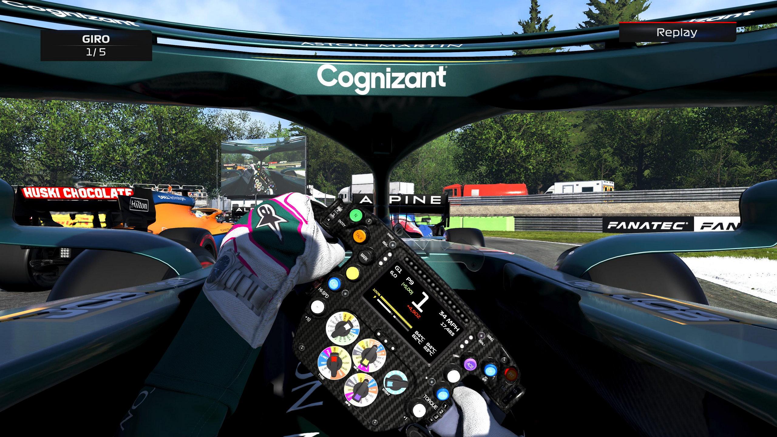 F1 2021 Recensione