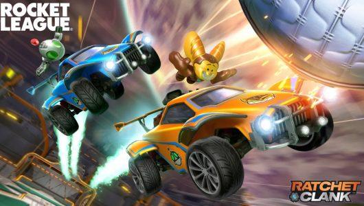 Rocket League Ratchet Clank