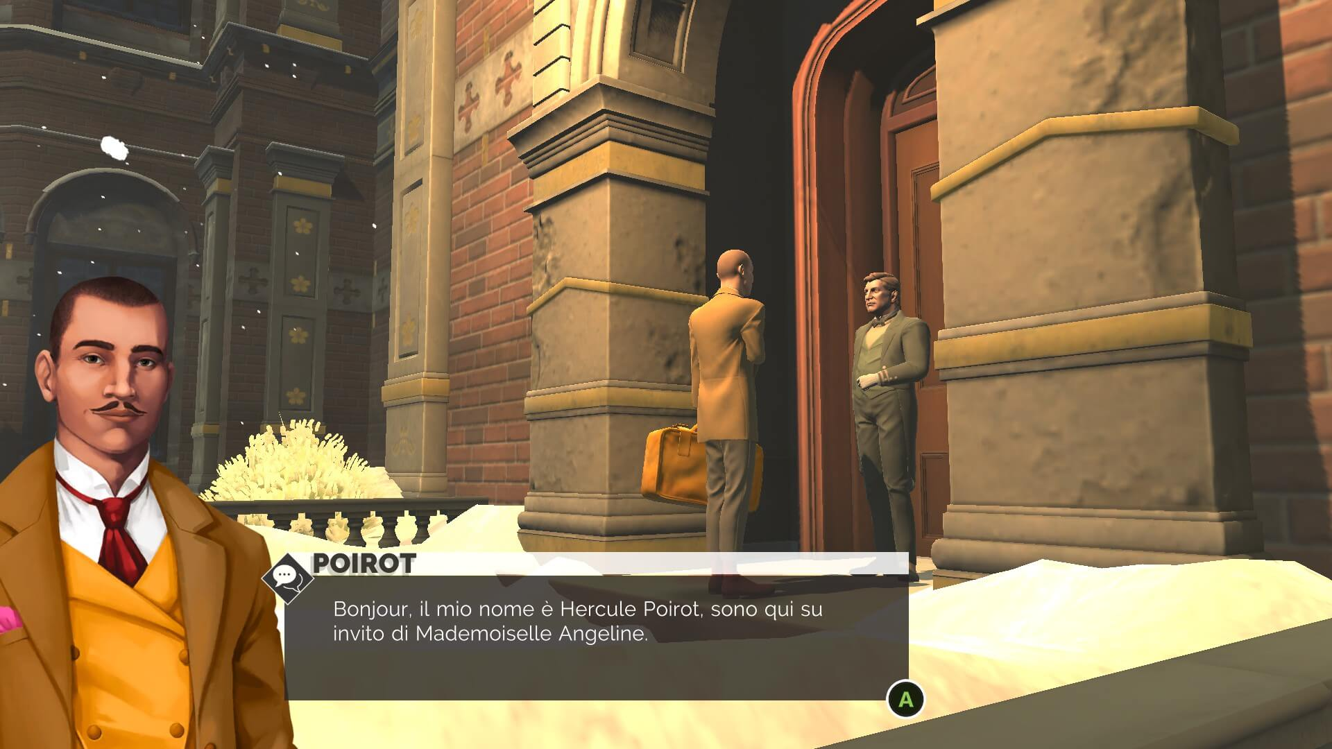 hercule poirot the first cases recensione