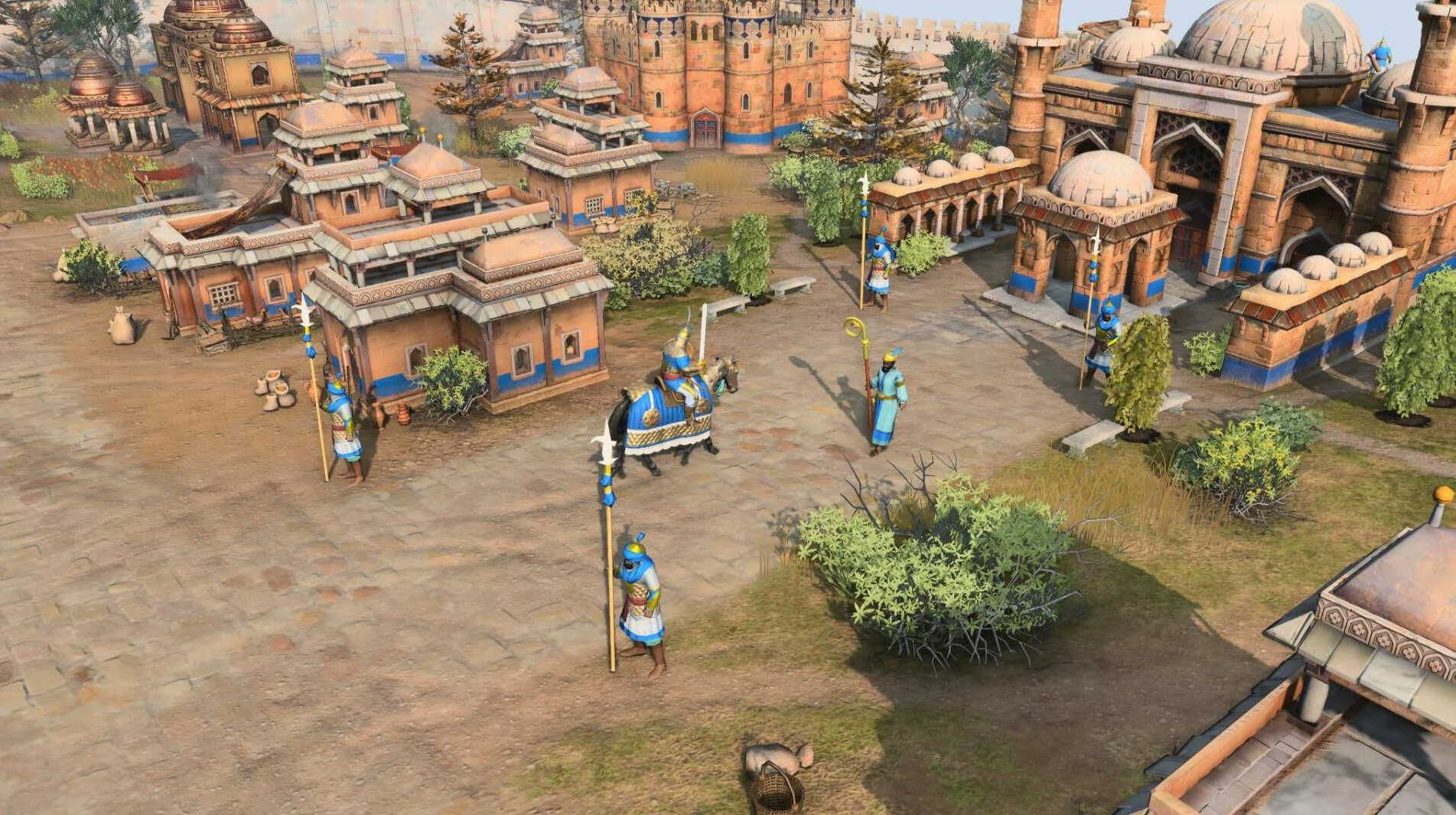 Age of Empires IV open beta