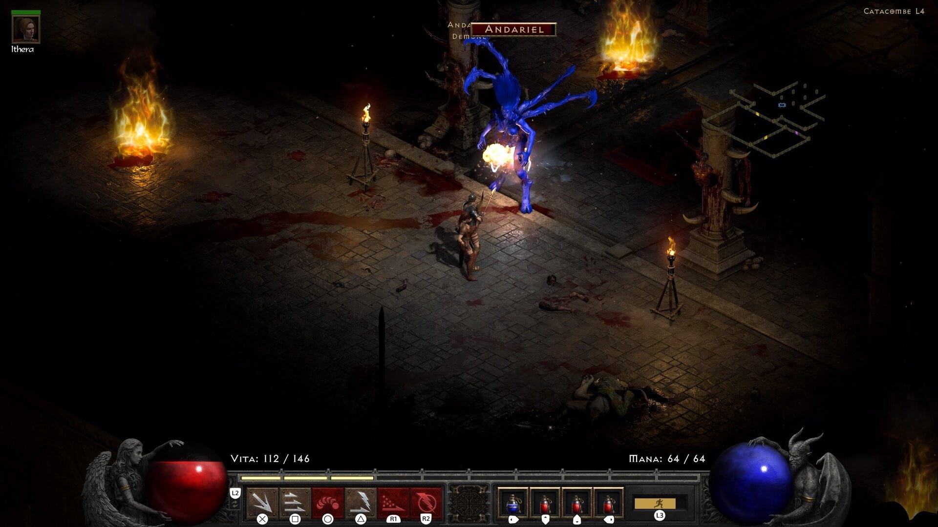 Diablo 2 Resurrected recensione