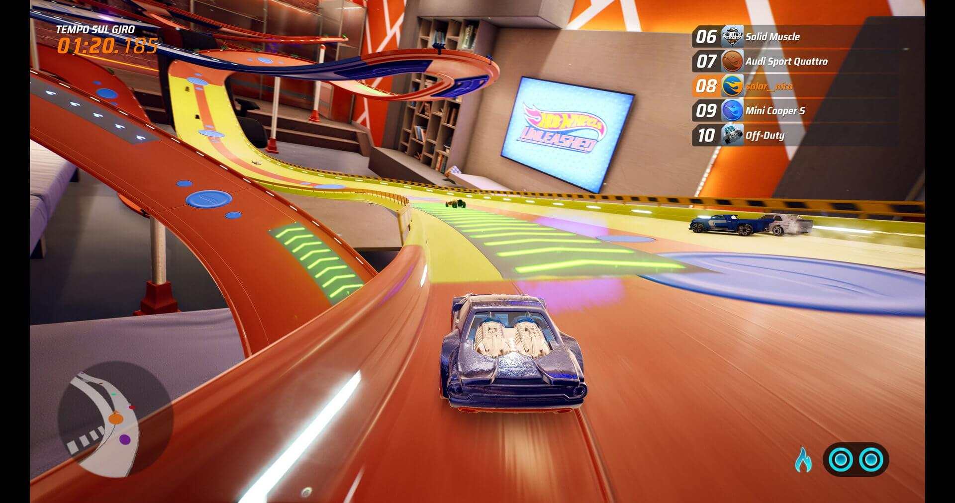 Hot Wheels Unleashed Recensione