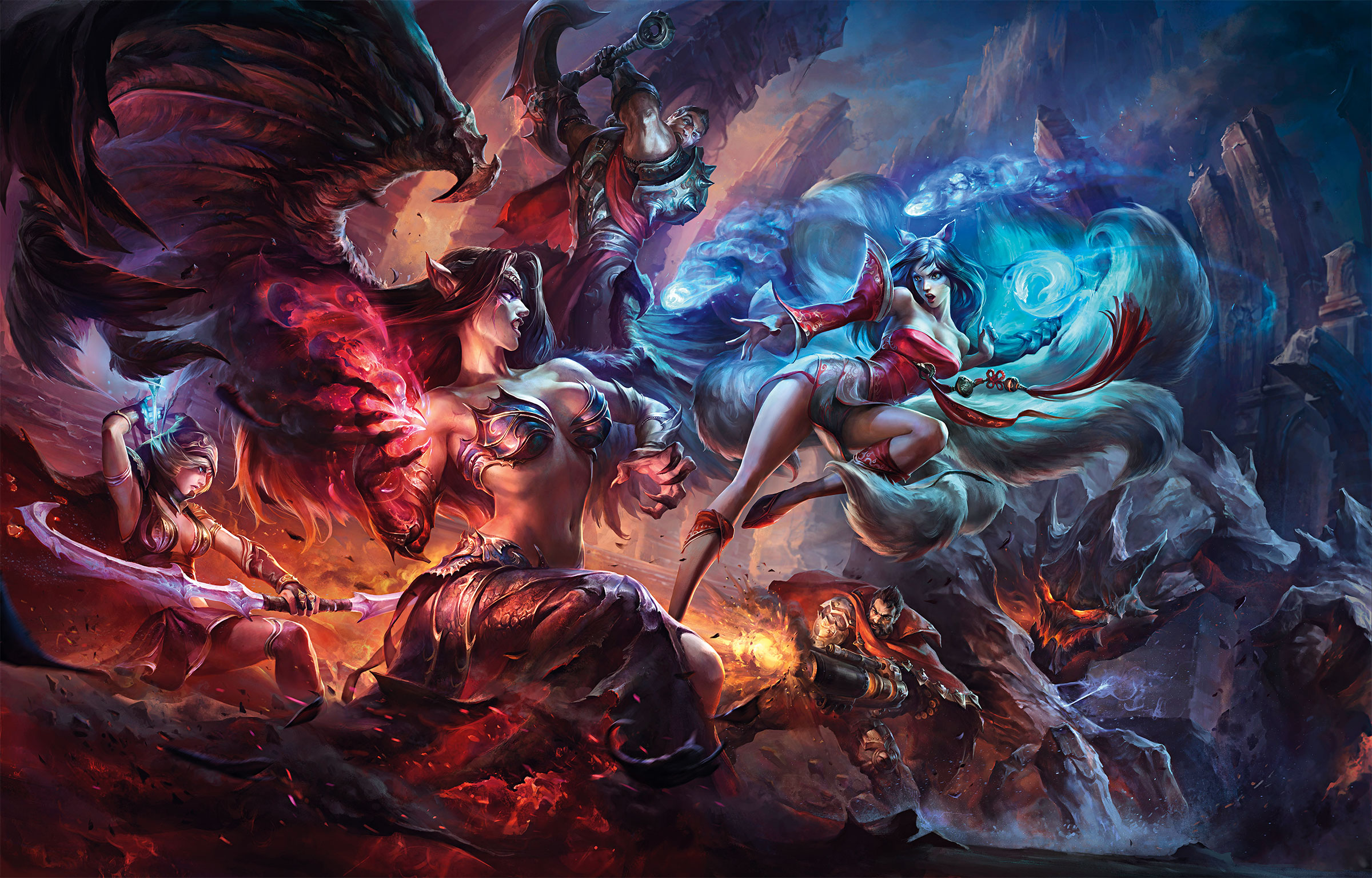 Riot MMO