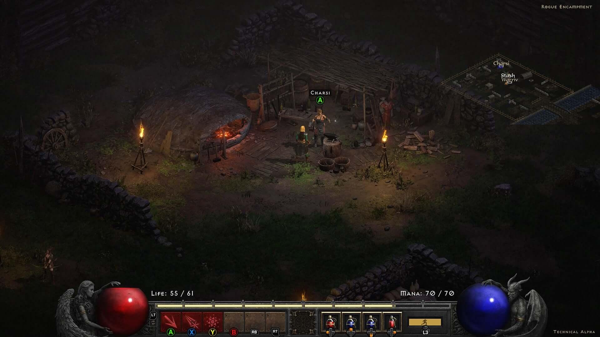 Diablo 2 Economia