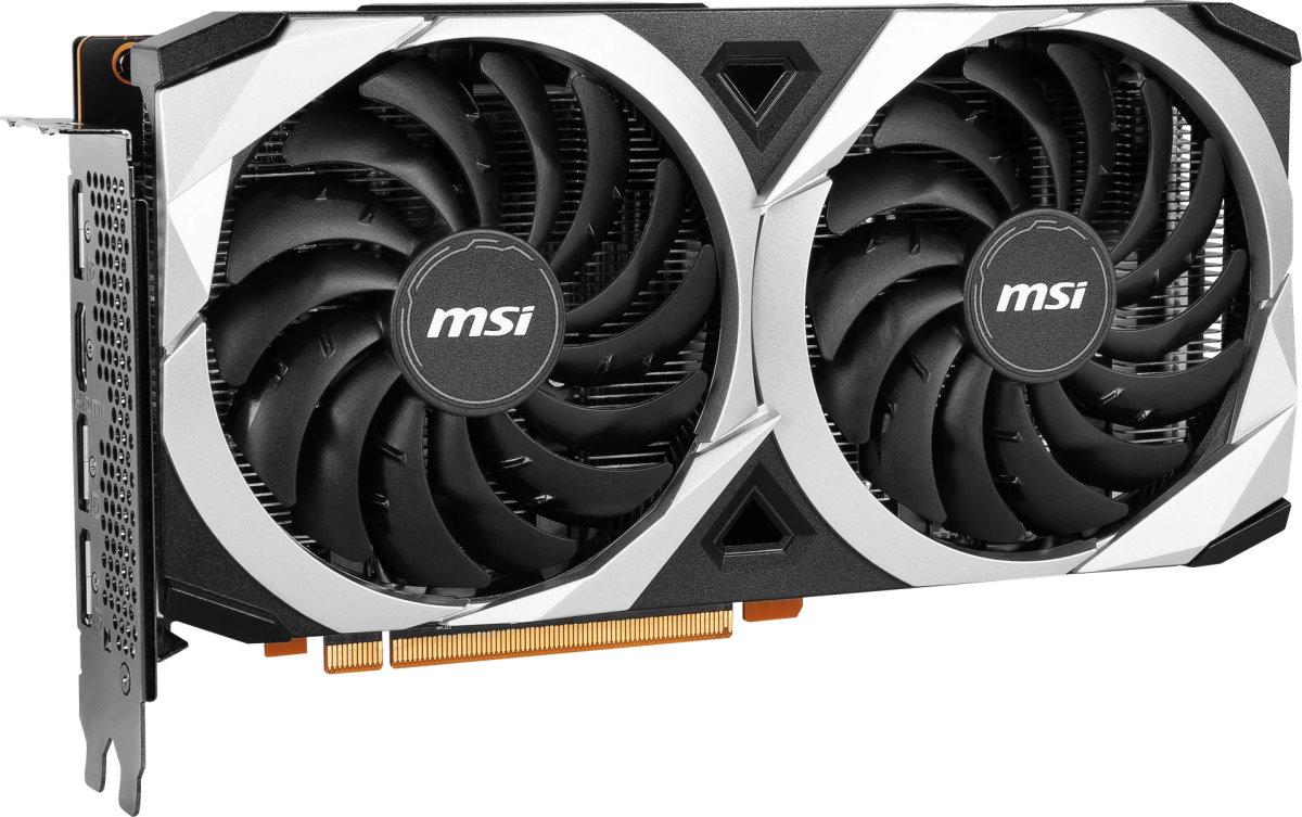MSI RX 6600